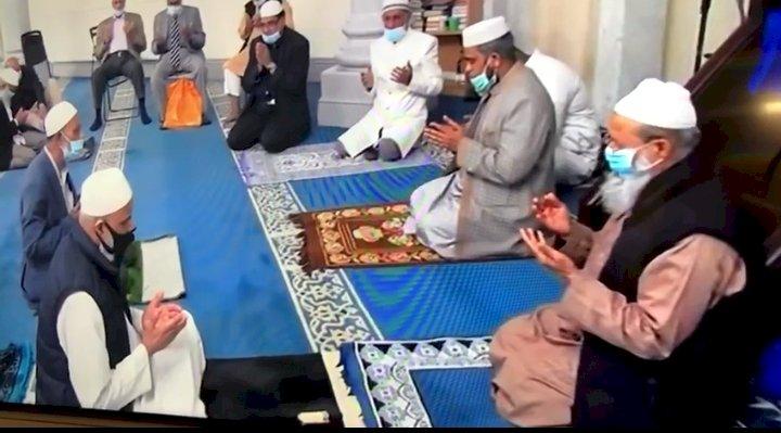 হাফিজ মজির উদ্দিন ও খন্দকার ফরিদ উদ্দিনের মৃত্যুতে লন্ডনে শোক সভা অনুষ্ঠিত